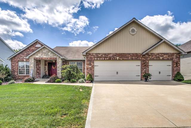 217 Victoria Park Avenue, Foristell, MO 63348 (#19060390) :: The Becky O'Neill Power Home Selling Team