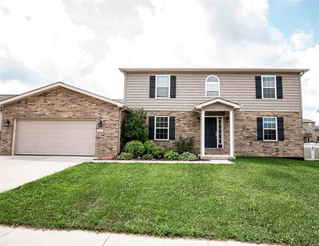 816 Cheshire Drive, Waterloo, IL 62298 (#19060417) :: The Becky O'Neill Power Home Selling Team