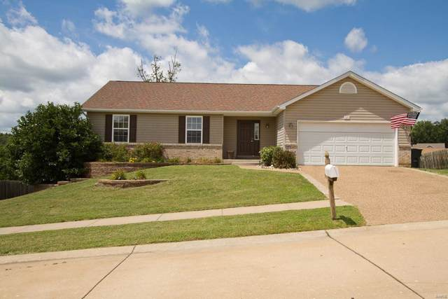 131 Hidden Valley Way, Winfield, MO 63389 (#19060464) :: The Becky O'Neill Power Home Selling Team