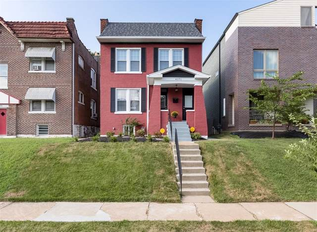 4171 Mcree Avenue, St Louis, MO 63110 (#19060482) :: The Becky O'Neill Power Home Selling Team