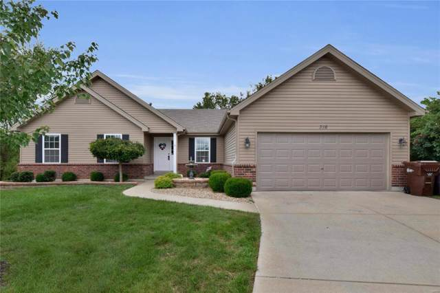 316 Spring Day Court, Lake St Louis, MO 63367 (#19060514) :: The Kathy Helbig Group