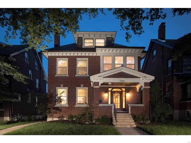 7064 Pershing Avenue, St Louis, MO 63130 (#19060549) :: The Becky O'Neill Power Home Selling Team