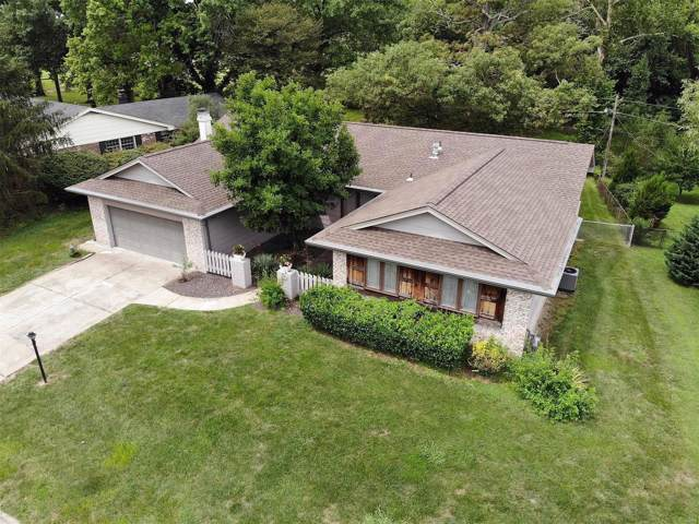 5400 Dixon Drive, Godfrey, IL 62035 (#19060575) :: The Kathy Helbig Group