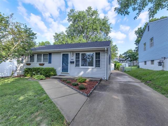 921 Woodbine Drive, Crestwood, MO 63126 (#19060587) :: The Becky O'Neill Power Home Selling Team