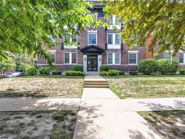 6102 Washington Boulevard #101, St Louis, MO 63112 (#19060603) :: Realty Executives, Fort Leonard Wood LLC