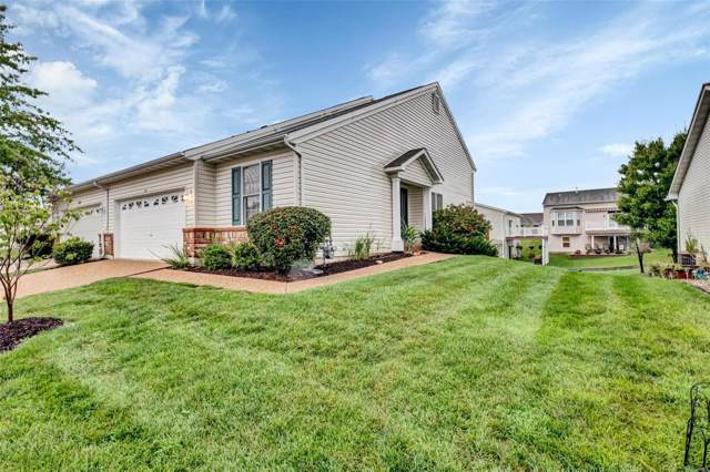 177 Silo View Drive 394A, Wentzville, MO 63385 (#19060626) :: The Becky O'Neill Power Home Selling Team