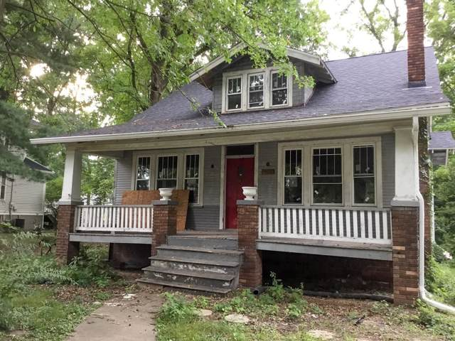 211 W Lincoln Street, Edwardsville, IL 62025 (#19060711) :: Holden Realty Group - RE/MAX Preferred