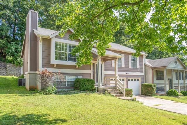 569 Woodlyn Crossing Circle, Ballwin, MO 63021 (#19060714) :: The Kathy Helbig Group