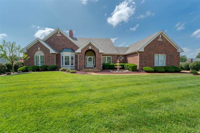 40 Crocknaraw Lane, Weldon Spring, MO 63304 (#19060737) :: The Kathy Helbig Group