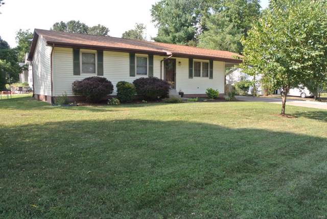 700 Lincoln Court, Perryville, MO 63775 (#19060776) :: Holden Realty Group - RE/MAX Preferred