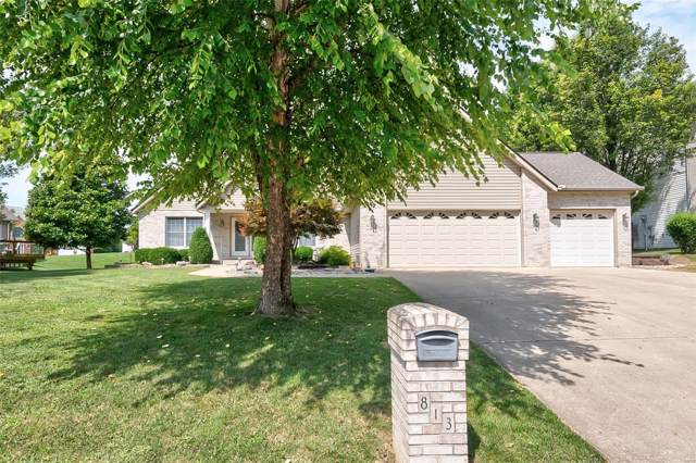 813 Stone Creek Ln, Belleville, IL 62223 (#19060831) :: The Becky O'Neill Power Home Selling Team