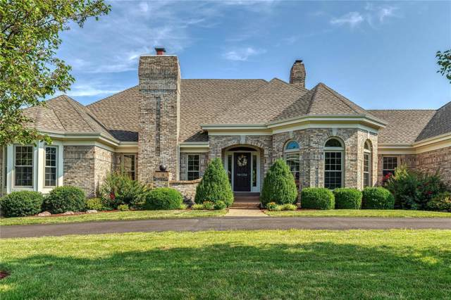 1154 Whitmoor Drive, Weldon Spring, MO 63304 (#19060852) :: The Kathy Helbig Group
