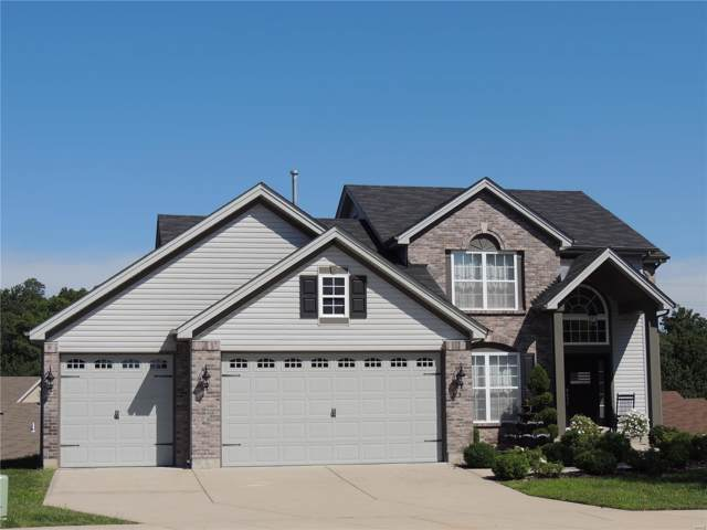 3 Oreal Ct, Arnold, MO 63010 (#19060859) :: Holden Realty Group - RE/MAX Preferred