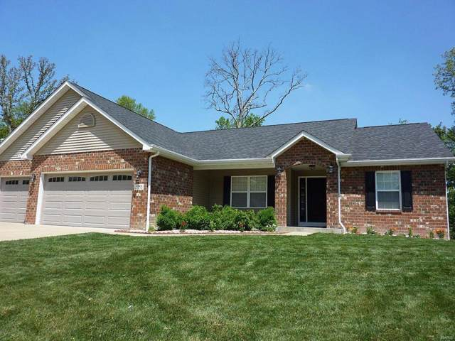 4913 Lone Rock Lane, Smithton, IL 62285 (#19060867) :: The Becky O'Neill Power Home Selling Team