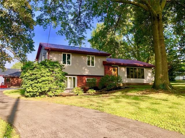 1275 Halls Lane, Hillsboro, IL 62049 (#19060889) :: The Kathy Helbig Group