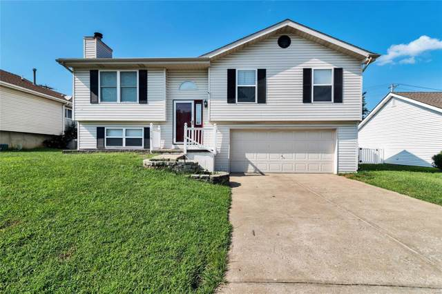 1716 Summergate Estates Drive, Saint Peters, MO 63303 (#19060928) :: The Becky O'Neill Power Home Selling Team