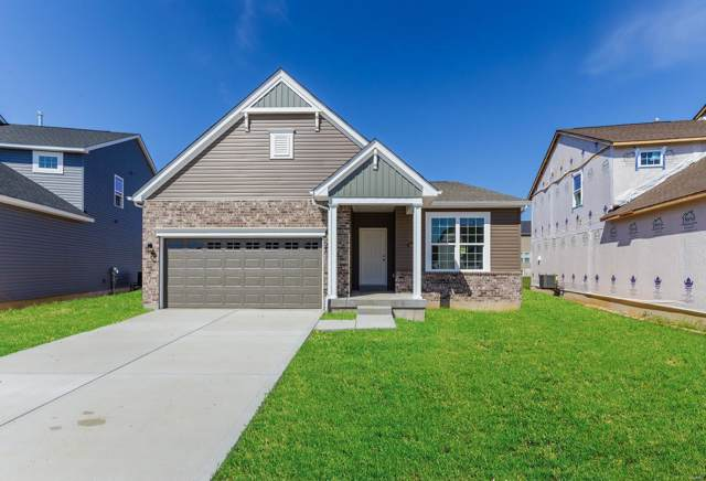 628 Wilmer Meadow Drive, Wentzville, MO 63385 (#19060977) :: RE/MAX Vision