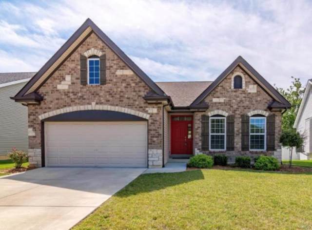 4009 Hathaway Place, Saint Peters, MO 63304 (#19060999) :: The Becky O'Neill Power Home Selling Team