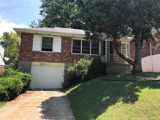 6637 Donald, St Louis, MO 63121 (#19061039) :: The Becky O'Neill Power Home Selling Team