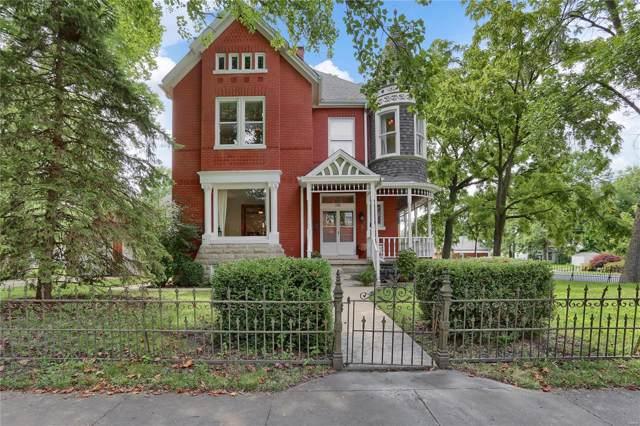 102 S Monroe Street, Freeburg, IL 62243 (#19061050) :: Matt Smith Real Estate Group