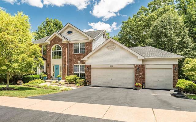 518 Eagles Nest Court, Wildwood, MO 63011 (#19061174) :: The Becky O'Neill Power Home Selling Team