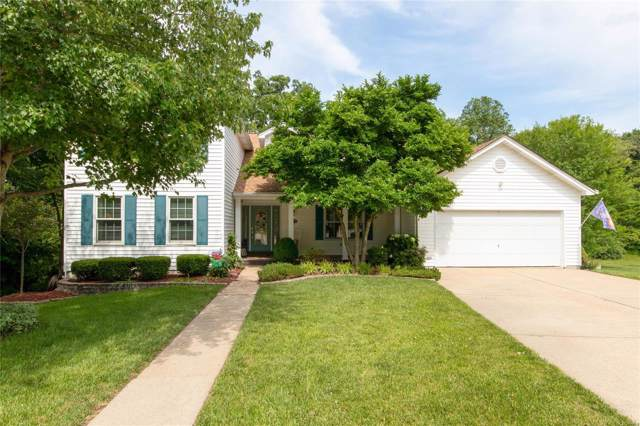 3300 Woodsview Drive, Saint Charles, MO 63303 (#19061213) :: The Becky O'Neill Power Home Selling Team