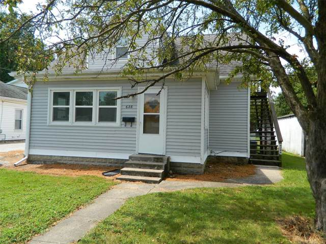 628 Park Street, Hillsboro, IL 62049 (#19061214) :: Holden Realty Group - RE/MAX Preferred