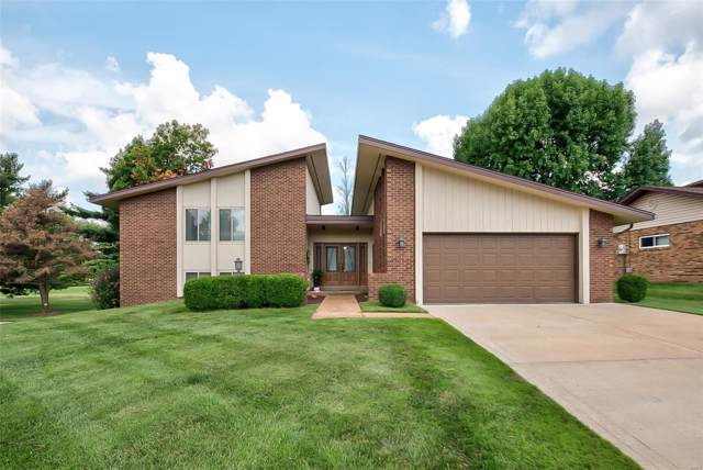 1614 Saint Andrews Drive, Shiloh, IL 62269 (#19061241) :: Holden Realty Group - RE/MAX Preferred