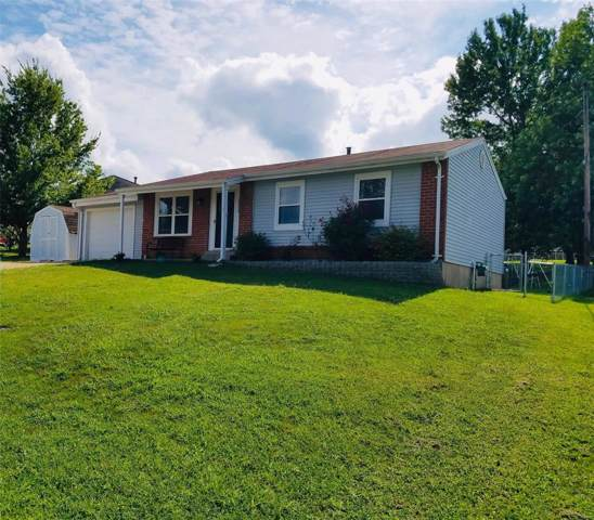 2381 Lee Drive, Arnold, MO 63010 (#19061251) :: The Becky O'Neill Power Home Selling Team