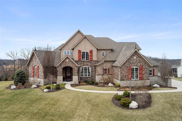17922 Homestead Bluffs Drive, Wildwood, MO 63005 (#19061285) :: The Becky O'Neill Power Home Selling Team