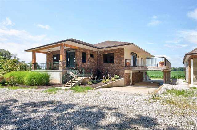 7764 Country Lane, ADDIEVILLE, IL 62214 (#19061292) :: The Kathy Helbig Group