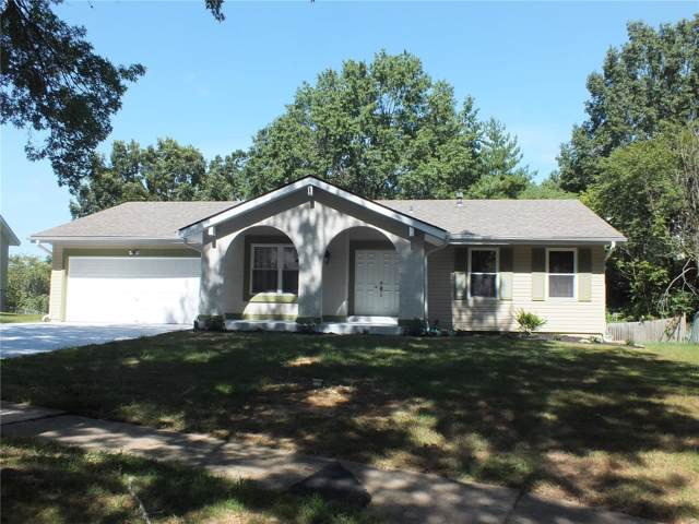 1119 Shadowoak Drive, Ballwin, MO 63021 (#19061316) :: The Becky O'Neill Power Home Selling Team