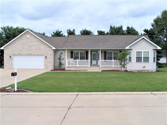 607 Yvette Place, Jerseyville, IL 62052 (#19061322) :: The Becky O'Neill Power Home Selling Team