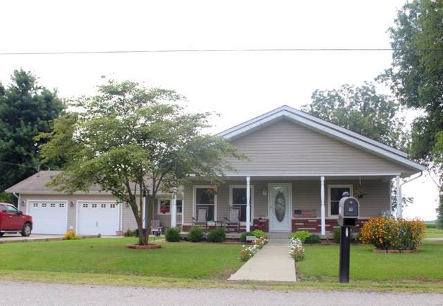 1272 Line Street, COULTERVILLE, IL 62237 (#19061434) :: Holden Realty Group - RE/MAX Preferred