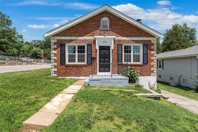 9019 Bridgeport Avenue, St Louis, MO 63144 (#19061451) :: Peter Lu Team