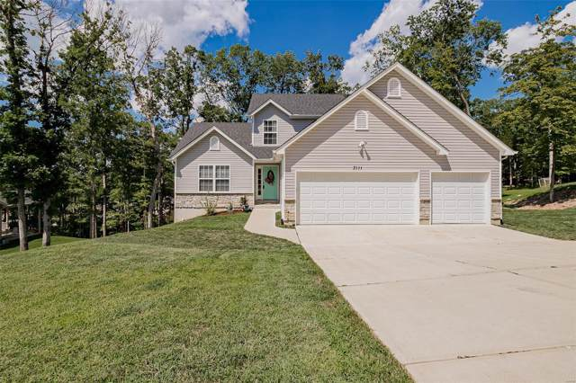 3111 Painted Horse, Byrnes Mill, MO 63025 (#19061469) :: Clarity Street Realty
