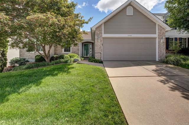 2567 Hickory Manor, Wildwood, MO 63011 (#19061486) :: The Becky O'Neill Power Home Selling Team