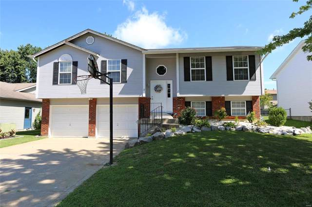 219 El Pescado, Saint Peters, MO 63376 (#19061488) :: Clarity Street Realty