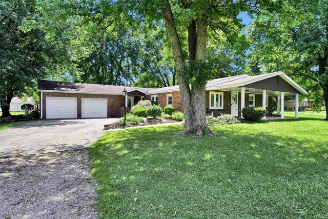1334 Richetta, Edwardsville, IL 62025 (#19061490) :: Holden Realty Group - RE/MAX Preferred