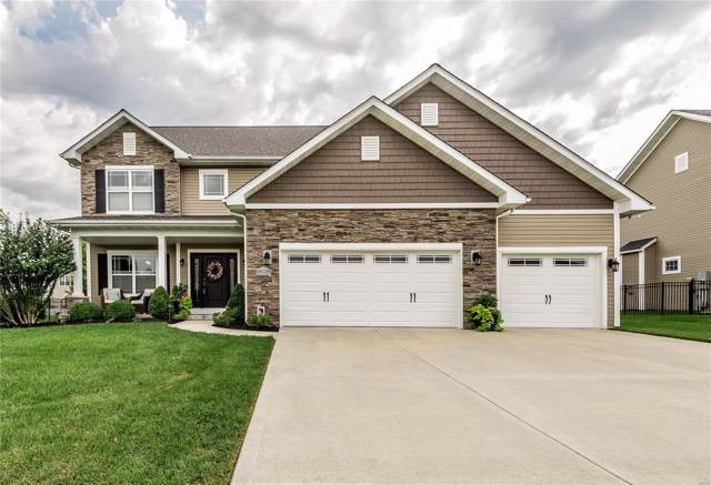 906 Moorfield Park, O'Fallon, IL 62269 (#19061500) :: St. Louis Finest Homes Realty Group