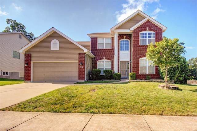 712 Rose Haven Court, Ballwin, MO 63021 (#19061516) :: St. Louis Finest Homes Realty Group