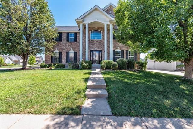 2 Sage Meadows, O'Fallon, MO 63366 (#19061519) :: Kelly Hager Group | TdD Premier Real Estate