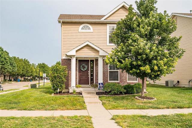 3101 Keelboat Crossing, Saint Charles, MO 63301 (#19061533) :: Clarity Street Realty