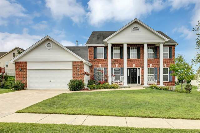 12 Robison Court, Wentzville, MO 63385 (#19061536) :: The Becky O'Neill Power Home Selling Team