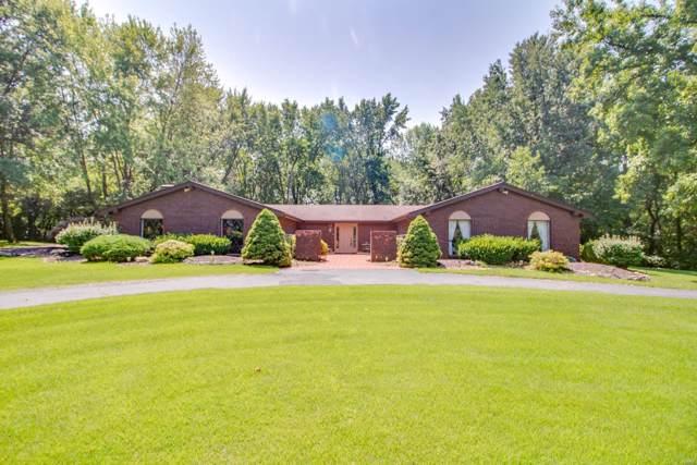 614 Hollow Avenue, Jerseyville, IL 62052 (#19061545) :: Walker Real Estate Team