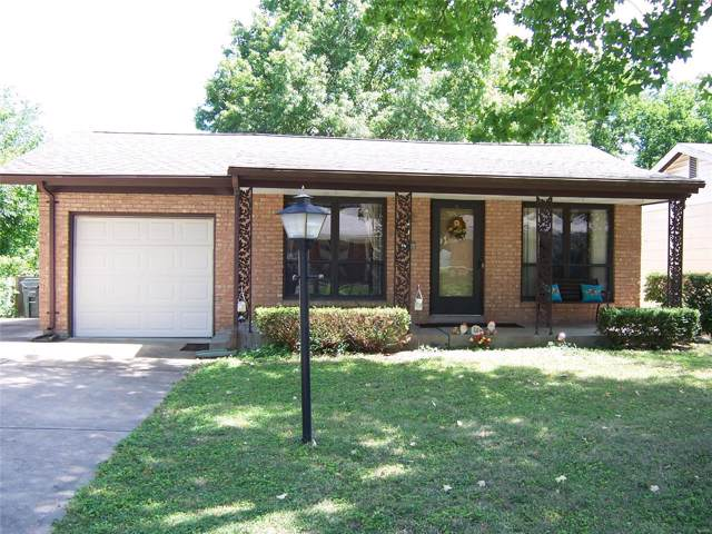 1266 Ballast Point Drive, Arnold, MO 63010 (#19061551) :: The Becky O'Neill Power Home Selling Team