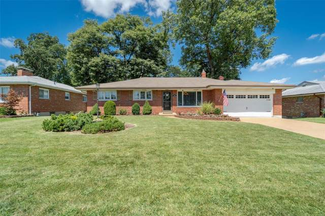 11821 Sunlind Drive, Sunset Hills, MO 63127 (#19061560) :: RE/MAX Vision