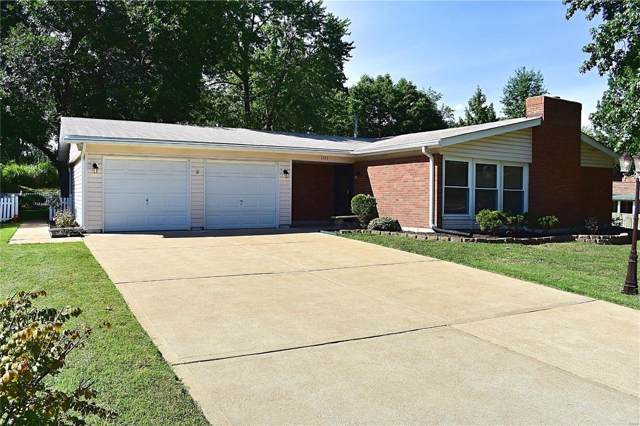 5133 Tealby Lane, St Louis, MO 63128 (#19061582) :: The Becky O'Neill Power Home Selling Team