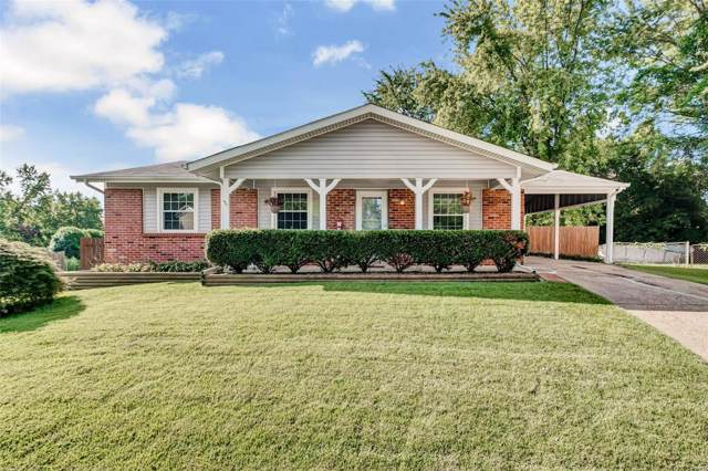 2357 Periwinkle Court, Florissant, MO 63031 (#19061591) :: Clarity Street Realty