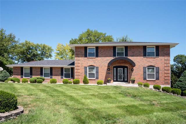 15515 Twingate Drive, Chesterfield, MO 63017 (#19061595) :: Peter Lu Team